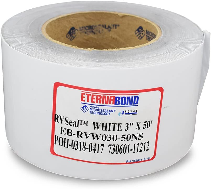 EternaBond RV Mobile Home Attention brand Roof Seal Max 56% OFF Tape Repair T Sealant Leak