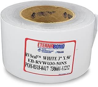 EternaBond RV Mobile Home Roof Seal Sealant Tape & Leak Repair Tape 3