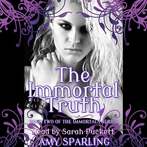 The Immortal Truth audiobook cover art