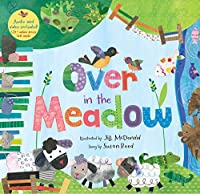 Barefoot Books Over in the Meadow, Blue, Green (9781846867477) (Barefoot Books Singalongs)