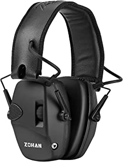 ZOHAN EM054 Electronic Ear Protection for Shooting Range...