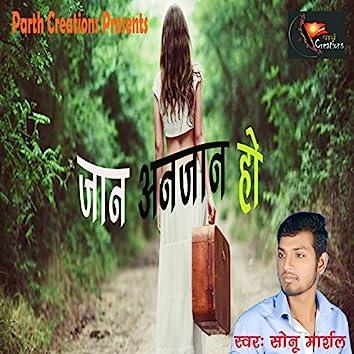 Jaan Anjaan Ho - Single