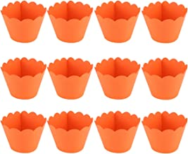 DOITOOL Cupcake Cups Paper Liners Supplies for Baking Dessert Cake 12pcs