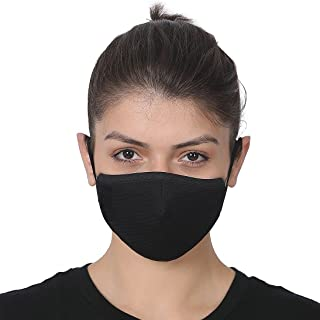 6 Layered Mask, Reusable & washable mask, For Adult, Men & Women, Elastic Earloop & Triple Filtration System, Comfortable...
