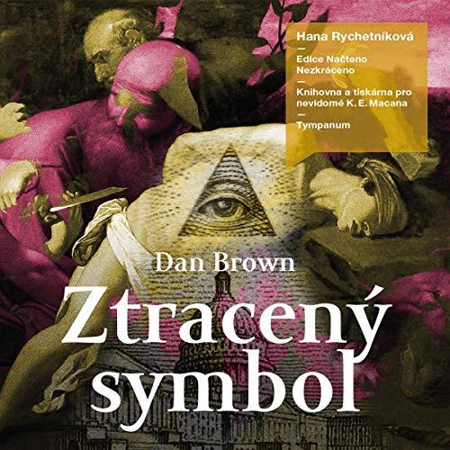Ztracený symbol  By  cover art