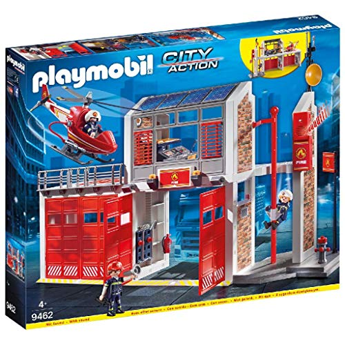 PLAYMOBIL City Action Parque de Bomberos