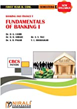 BANKING AND FINANCE - I (Fundamentals of Banking I)