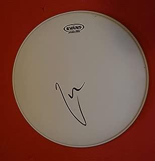 Lars Ulrich Signed Autographed 16