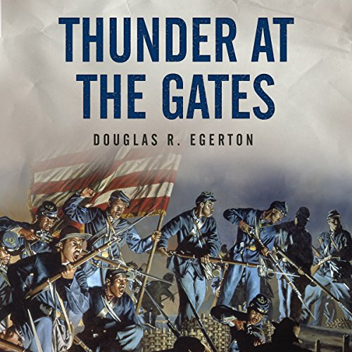 Thunder at the Gates audiobook cover art