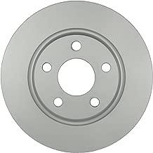 Bosch 25010562 QuietCast Premium Disc Brake Rotor For Buick: 2006-2009 Allure, 2005-2009 LaCrosse; Pontiac: 2004-2008 Grand Prix, 2005 Montana; Front