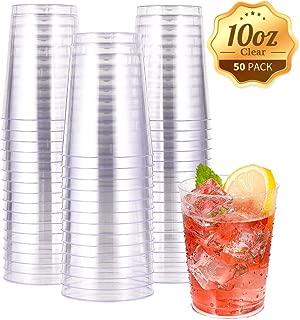 disposable dessert glasses