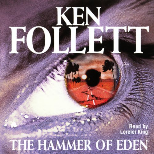 The Hammer of Eden audiobook cover art