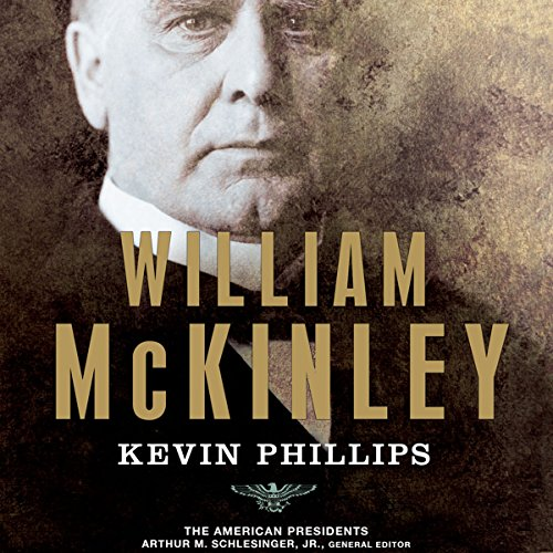 William McKinley audiobook cover art