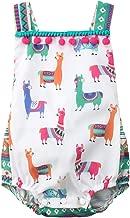 llama dress baby