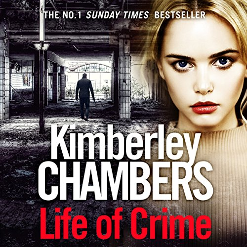 Life of Crime audiobook cover art