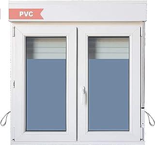 comprar comparacion Ventana PVC Practicable Oscilobatiente 2 hojas con Persiana (PVC) 1200 ancho x 1155 alto