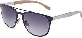 نظارات شمسية للجنسين من هوغو بوس، 0882/S اتش دي ازرق، 57