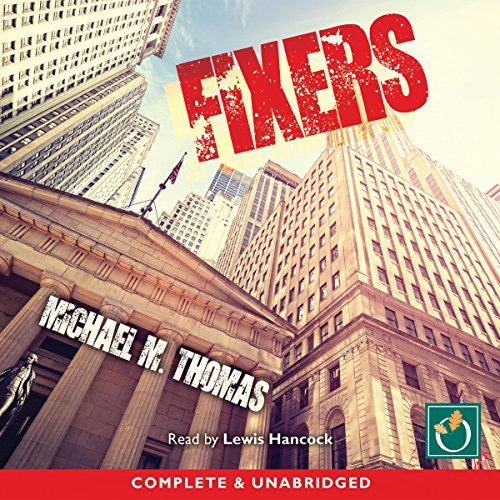 Fixers audiobook cover art