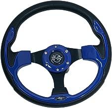 Buggies Unlimited Golf Cart Rally, Sport Steering Wheel