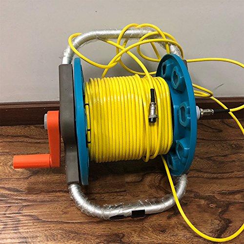 ThorRobotics Cavo a 4 fili per ROV Connect drone sottomarino con stazione di terra e ROV