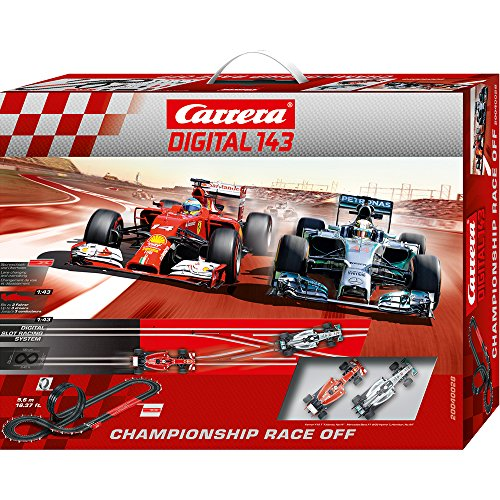 Carrera Digital 143 - 20040028 - Circuit - Championship Race Off
