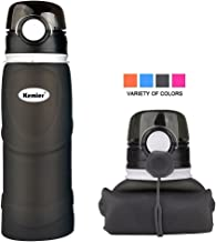 Best collapsible water bottle with a filtering system Reviews