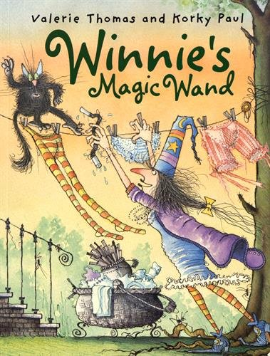 Winnie's Magic Wand (Winnie the Witch)の詳細を見る