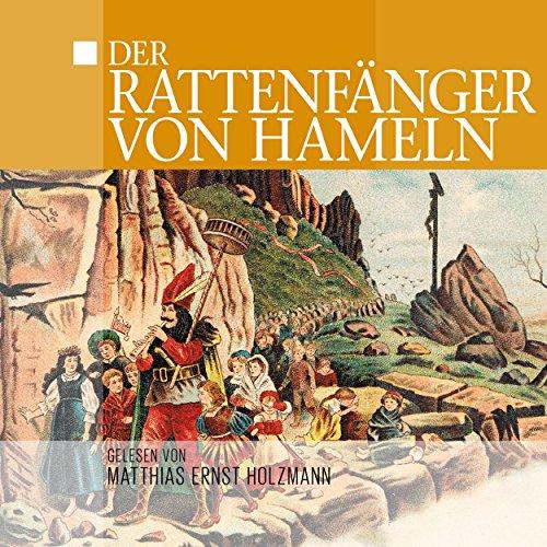 Der Rattenfänger von Hameln audiobook cover art
