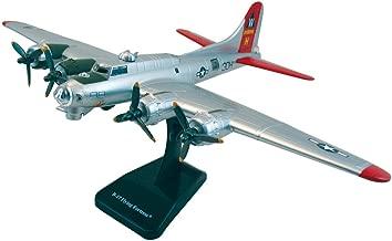 InAir E-Z Build B-17 Flying Fortress Model Kit (Red)