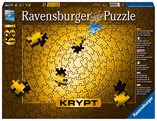 Ravensburger Puzzle 15152 - Krypt Gold - 631 Teile
