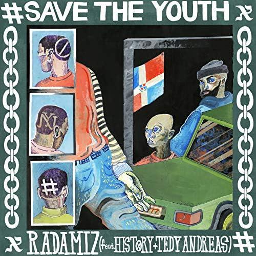 Radamiz feat. History & Tedy Andreas