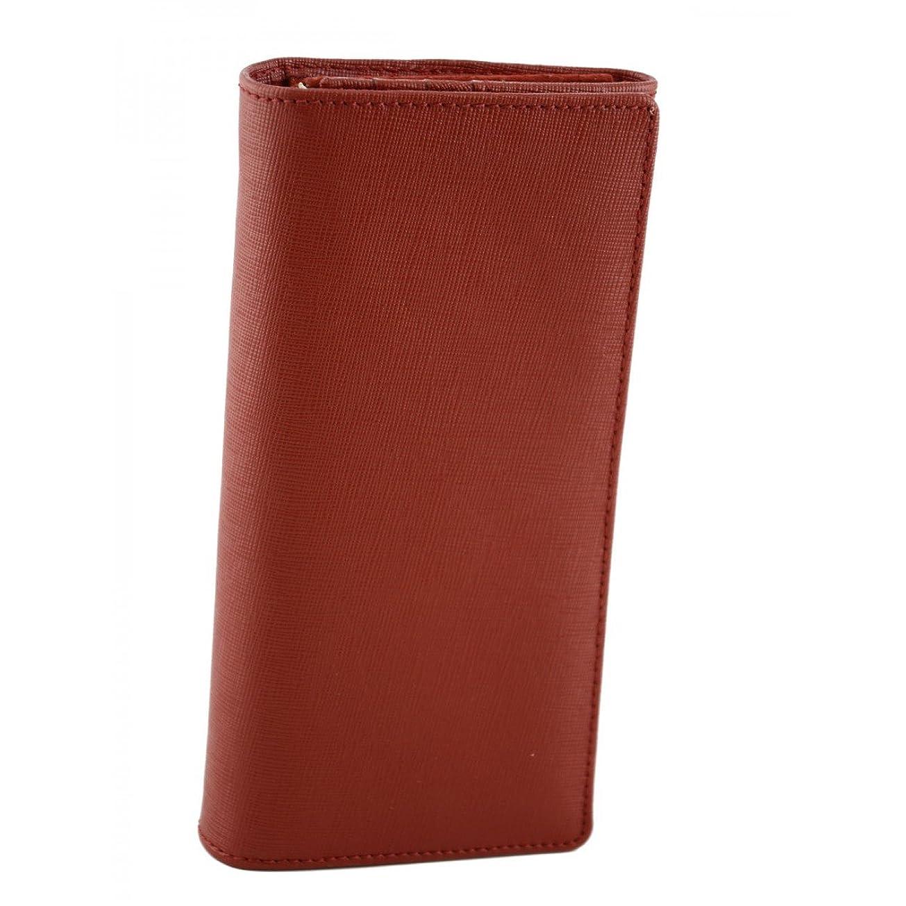 指標モバイル算術Made In Italy Saffiano Leather Woman Wallet Color Red - Accessories
