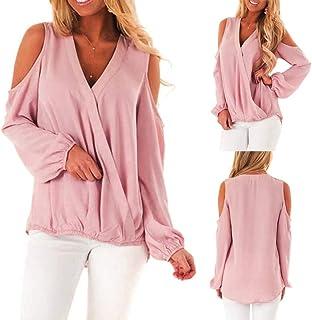 4c2f5781a368 Amazon.es: URIBAKY Blusas y Camisas: Ropa