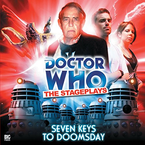 Doctor Who - Seven Keys to Doomsday audiobook cover art