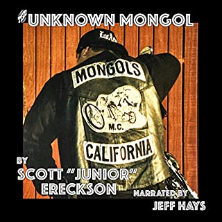 The Unknown Mongol cover art