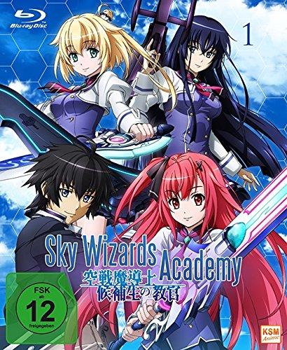 Sky Wizards Academy - Episode 01-06 [Blu-ray]