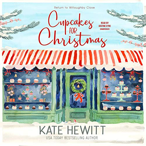 Cupcakes for Christmas cover art
