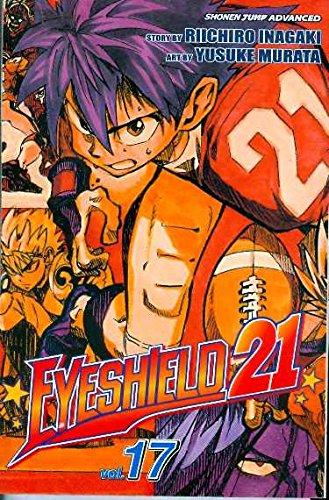 EYESHIELD 21 GN VOL 17