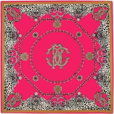 NRWYYD 100% twill zijden vierkante sjaal luipaard riem tijgerprint???groot formaat hoofddoek origineel ontwerp?foulard sjaals?wrap vrouwelijke sjaal???ROOD
