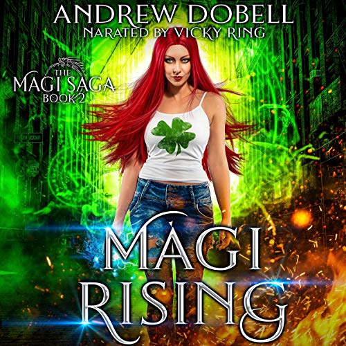Magi Rising  By  cover art