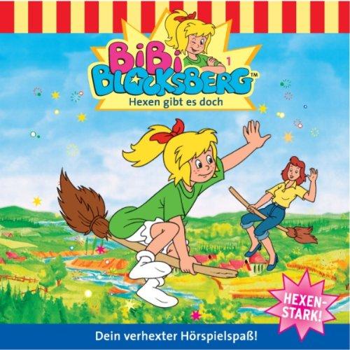 Hexen gibt es doch: Bibi Blocksberg 1