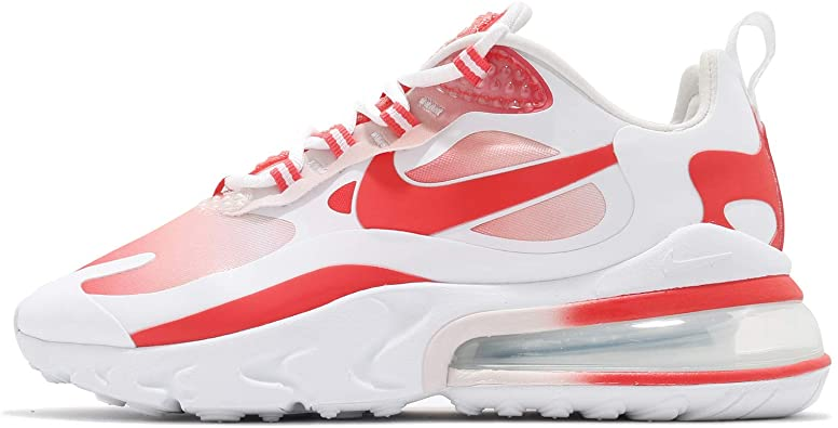Nike Womens Air Max 270 React Se Womens Casual Running Shoes Bv3387-100