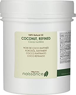 Naissance Refined Coconut Oil 100g. 100% Pure & Natural