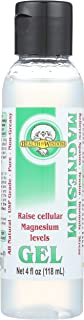 Health And Wisdom, Magnesium Gel, 4 Fl Oz