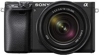 ソニー SONY ミラーレス一眼 α6400M 高倍率ズームレンズキット E 18-135mm F3.5-5.6 OSS SEL18135 ブラック ILCE-6400M
