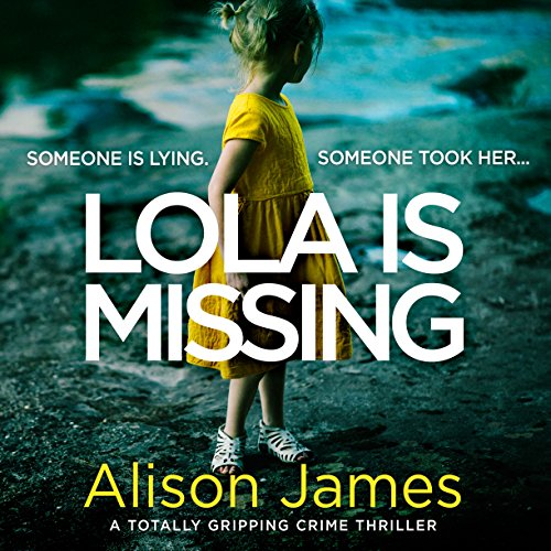Lola Is Missing audiobook cover art