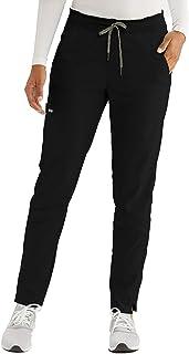 Grey's Anatomy Spandex-Stretch 3-Pocket Pant for Women– Easy Care Medical Scrub Pant