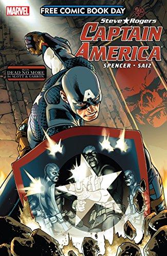 FCBD 2016: Captain America #1 (Captain America: Steve Rogers (2016-2017)) (English Edition)