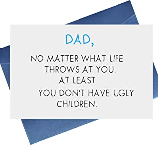 Funny Father's Day Card, Funny Fathers Day Card, Funny Birthday Day Card for Dad, Father's Day Gift