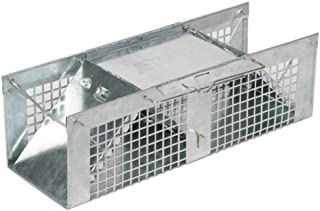 Humane Rodent/Animal Live Trap - Catch Without Killing